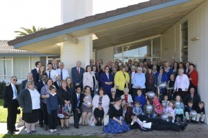 Latter-day Saints reunite for 50th Anniversary  weekend