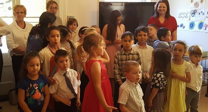 Primary songsters (2)