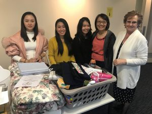 Adelaide City Branch members have been donating well ahead of the Saturday 26 August service project afternoon.